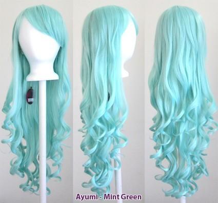 Ayumi - Mint Green