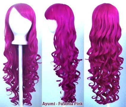 Ayumi - Fuschia Pink
