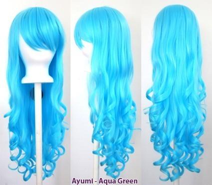 Ayumi - Aqua Green