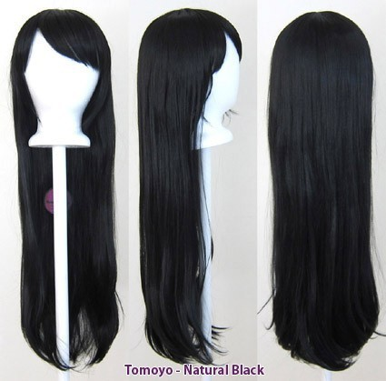 Tomoyo - Natural Black