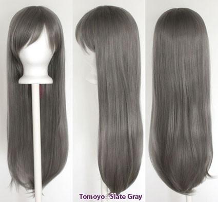 Tomoyo - Slate Gray