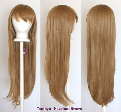 Tomoyo - Hazelnut Brown