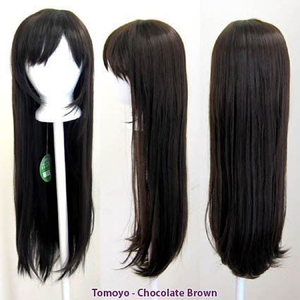 Tomoyo - Chocolate Brown