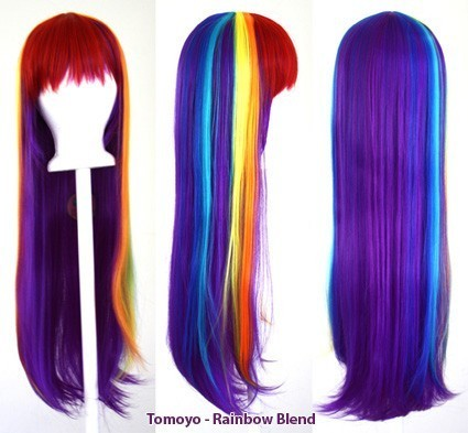 Tomoyo - Rainbow Blend