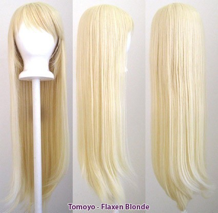 Tomoyo - Flaxen Blonde