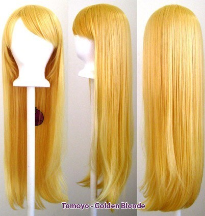 Tomoyo - Golden Blonde