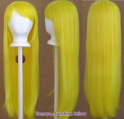 Tomoyo - Sunshine Yellow