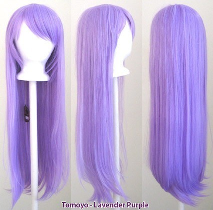 Tomoyo - Lavender Purple