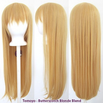 Tomoyo - Butterscotch Blonde Blend