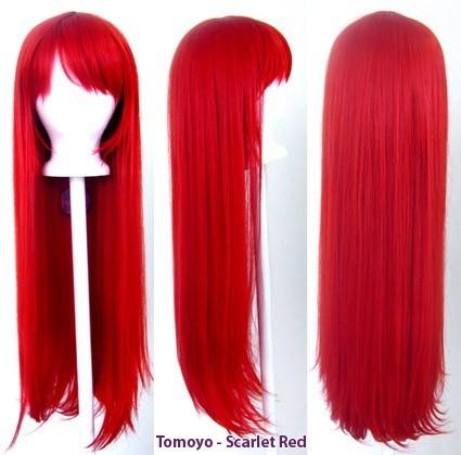 Tomoyo - Scarlet Red