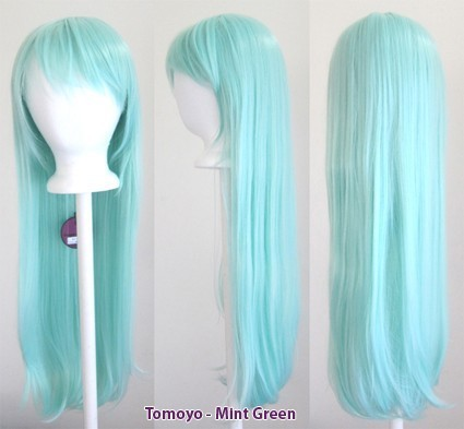 Tomoyo - Mint Green