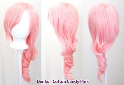 Denko - Cotton Candy Pink