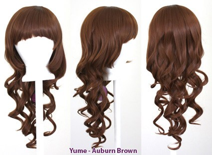 Yume - Auburn Brown