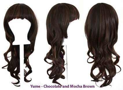 Yume - Chocolate and Mocha Brown Blend