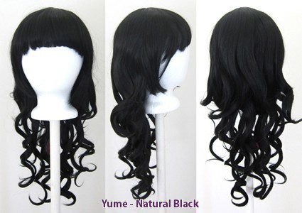 Yume - Natural Black
