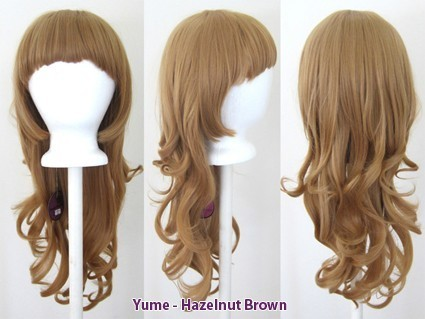Yume - Hazelnut Brown