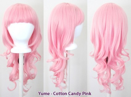Yume - Cotton Candy Pink