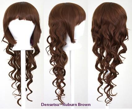 Densetsu - Auburn Brown