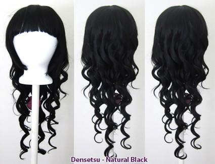 Densetsu - Natural Black