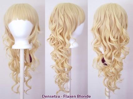 Densetsu - Flaxen Blond