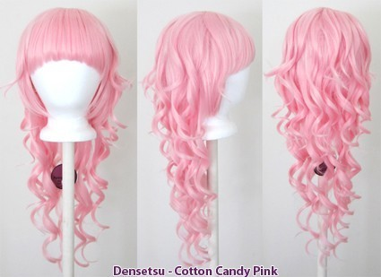 Densetsu - Cotton Candy Pink