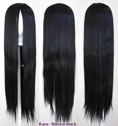 Kana - Natural Black