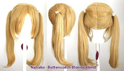 Nanako - Butterscotch Blonde Blend