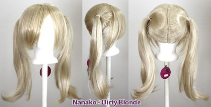 Nanako - Dirty Blonde