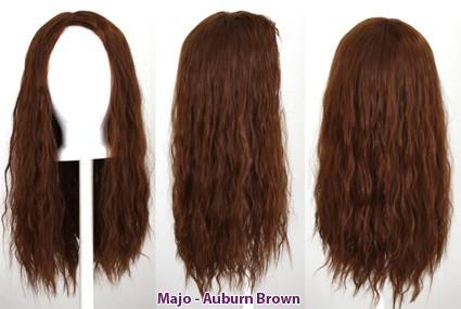 Majo - Auburn Brown
