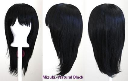 Mizuki - Natural Black