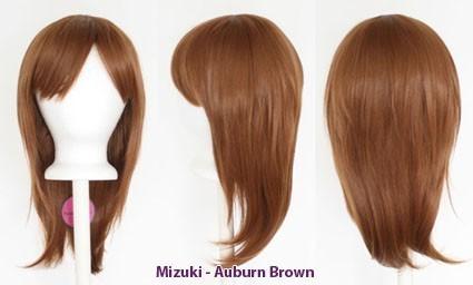 Mizuki - Auburn Brown