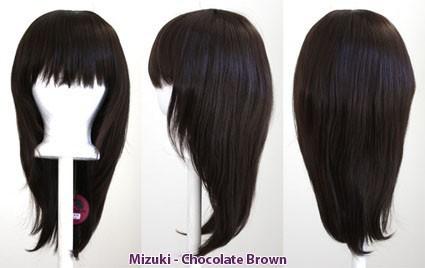 Mizuki - Chocolate Brown