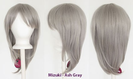 Mizuki - Ash Gray