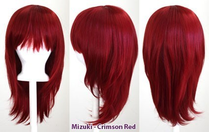Mizuki - Crimson Red