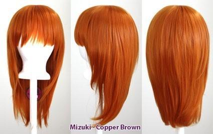 Mizuki - Copper Brown