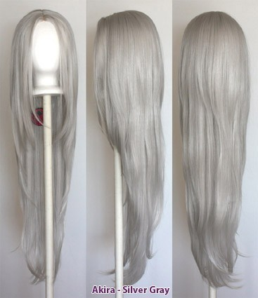 Akira - Silver Gray