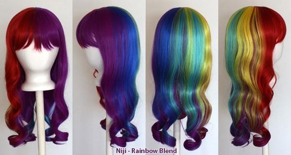 Niji - Rainbow Blend