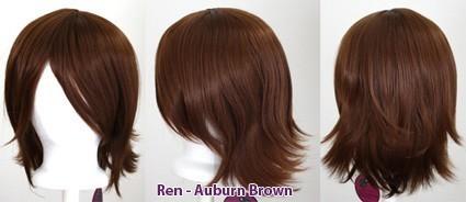 Ren - Auburn Brown