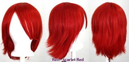 Ren - Scarlet Red