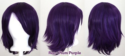 Ren - Plum Purple