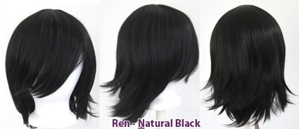 Ren - Natural Black