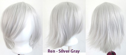 Ren - Silver Gray