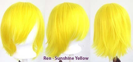 Ren - Sunshine Yellow