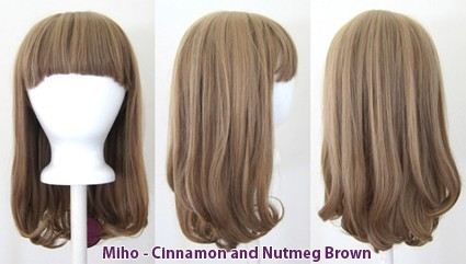 Miho - Cinnamon and Nutmeg Brown Blend