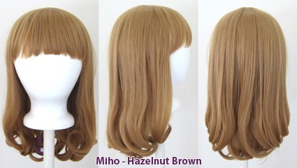 Miho - Hazelnut Brown