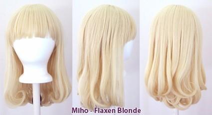 Miho - Flaxen Blonde