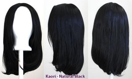 Kaori - Natural Black