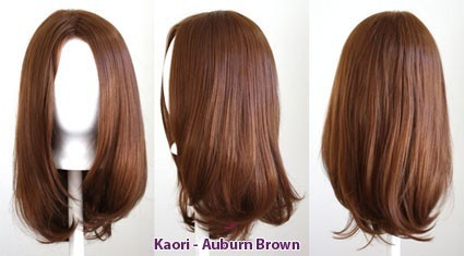 Kaori - Auburn Brown