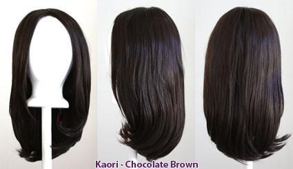 Kaori - Chocolate Brown