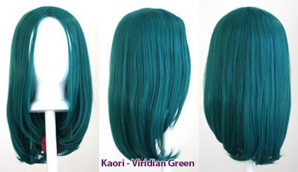 Kaori - Viridian Green